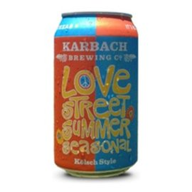 Karbach Love Street 12oz cans 6 Pack
