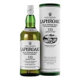 Laphroaig 10 Year 750 ML