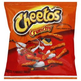 LAYS PRODUCTS CHEETOS 1 oz