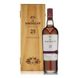 Macallan 25YR 750ml