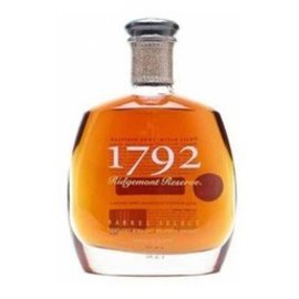 Ridgemont Reserve 1792 Barrel Select 750ml