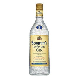 Seagram's Gin Extra Dry 200ml