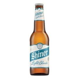 SHINER BEER LIGHT BLONDE 6 PACK (12OZ BOTTLES)