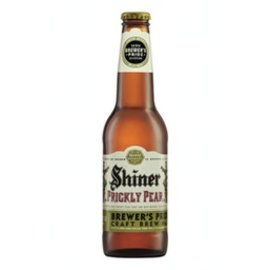 SHINER BEER PRICKLY PEAR 6 PACK (12OZ BOTTLES)