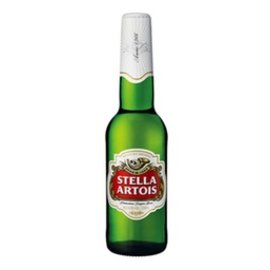 STELLA ARTOIS BOTTLES lager 6 pack