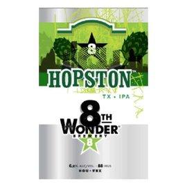 8th Wonder Hopston 12oz Cans 6 pack