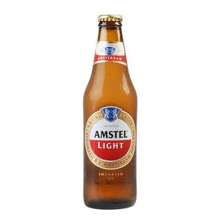 Amstel X Light 12oz Bottles 6 Pack