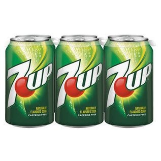 7up 12oz Can