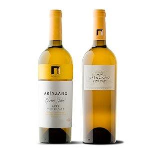 Arinzano Gran Vino Chardonnay 750ml