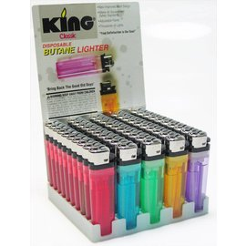 KING CLASSIC LIGHTERS