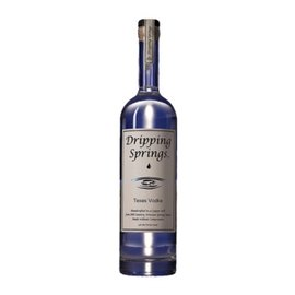 Dripping Springs Vodka 750ml