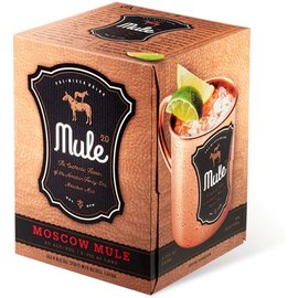 Moscow Mule 2.0 4 Pack 355ml