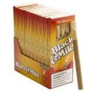 Black & Mild Jazz Wood Tip