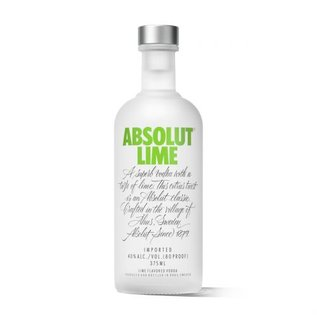 Absolut Lime 375ml