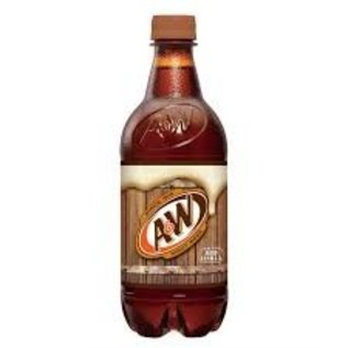A&W Root Beer 16.9oz