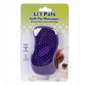 Coastal Lil'Pals Soft Tip Massager - Pups and Toy Breeds