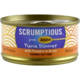 Scrumptious Tuna Red Meat Pumpkin