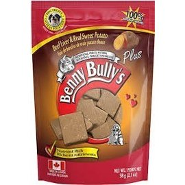 Benny Bully's Benny Bully's Plus Sweet Potato - 58g