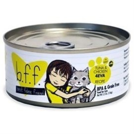 Weruva BFF Chicken & Tuna 4-Eva - 5.5oz Can