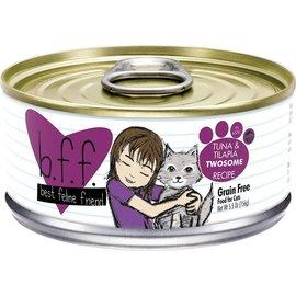 Weruva BFF Tuna & Tilapia Twosome - 5.5oz Can