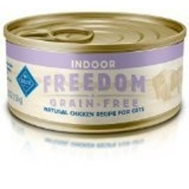 Blue Buffalo Blue Buffalo Freedom Indoor - Chicken Pate 5.5oz Can