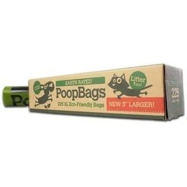 """Earth Rated Earth Rated XL Eco Friendly Bags 11"""" x 13"""