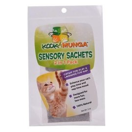 Eight in One Pet Products Kookamunga Catnip Sachet (Catnip & Lavender)