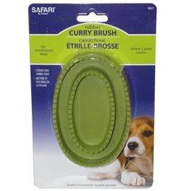Coastal Safari Rubber Curry Brush