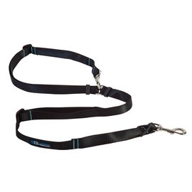 CE Canine Equipment Beyond Control Leash Blk - 1""