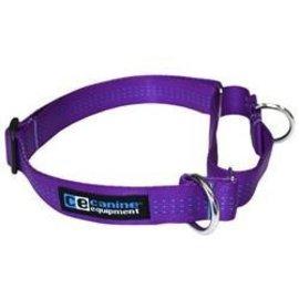 Canine Equipment CE Webbing Martingale XL Purple