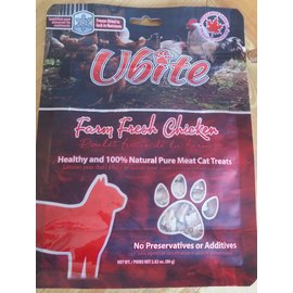 SuperPET Nutrition Ltd. Ubite Cat Treat Chicken - 80g