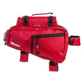 CE Canine Equipment Ultimate Trail Pack Red - M