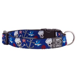 RC Pet RC Pets Clip Collar Sailor Tatts - L