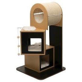 Vesper Vesper Cat Furniture, V-Tower, Black