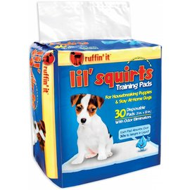 WESTMINSTER PET PRODUCTS Lil Squirt Train.Pads 30pk