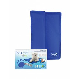 Go Fresh Go Fresh Cooling Pet Mat Blue - Small/Med