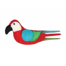 RC Pet Wooly Wonkz Safari Toy Parrot