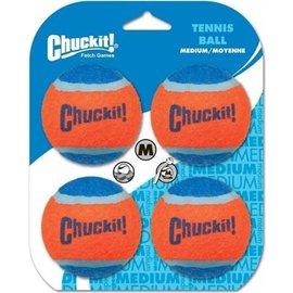 Chuckit Chuckit Tennis Balls - 4 pk