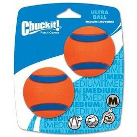 Chuckit Chuckit Ultra Ball - 2 pk