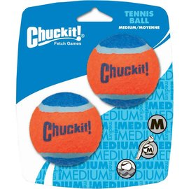 Chuckit Chuckit Tennis Balls - 2 pk