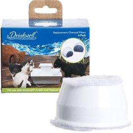 "PetSafe Drinkwell Filter Single Cell 1.25"" - 4pk"