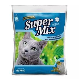 Catit Catit Super-Mix Clumping Litter - 18kg