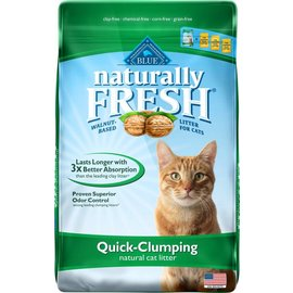 Blue Buffalo Naturally Fresh Quick-clump Litter - 26lb