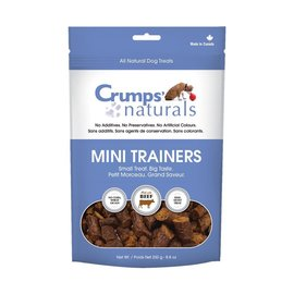 Crumps Crumps Mini Trainers Beef (semi-moist) - 8.81oz
