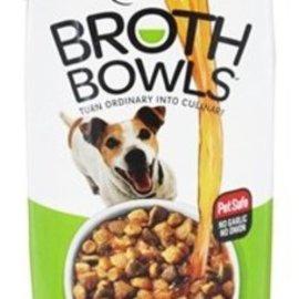 Fruitables Fruitables Broth Bowls Veggie  - 16.9oz (Dog)