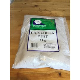 Seed to Sky Seed to Sky Chinchilla Dust - 2kg