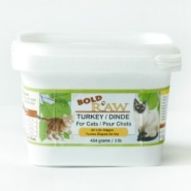 Bold Bold Raw Cat Turkey - 2lb