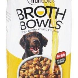 Fruitables Fruitables Broth Bowls Chicken - 16.9oz (Dog)