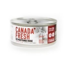 Canada Fresh Canada Fresh Cat 95% Red Meat - 5.5oz