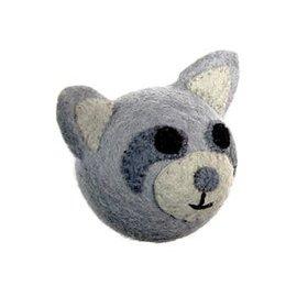 RC Pets Wooly Wonkz Raccoon